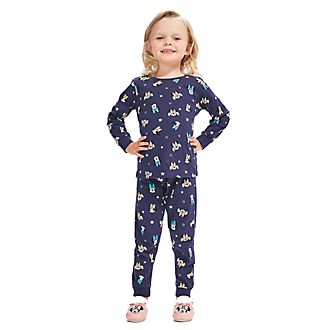 Disney Store Minnie Mouse Printed Pyjamas For Kids