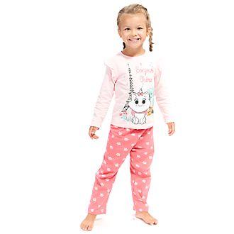 Disney Store Marie Furrytale Friends Pyjamas For Kids