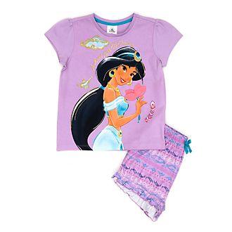 c654c1e7d15e1 Disney Store Pyjama Jasmine pour enfants