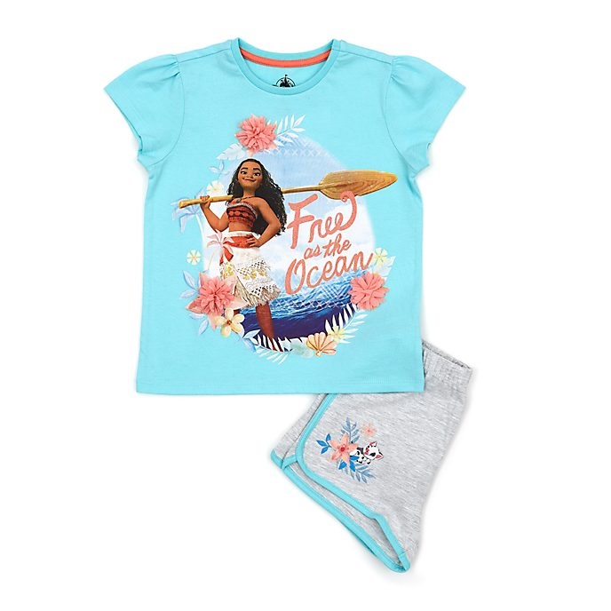 Pijama infantil Vaiana, Disney Store