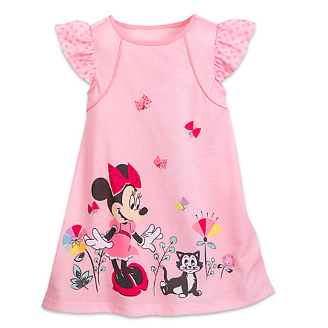 Minnie Mouse Nightdress For Kids