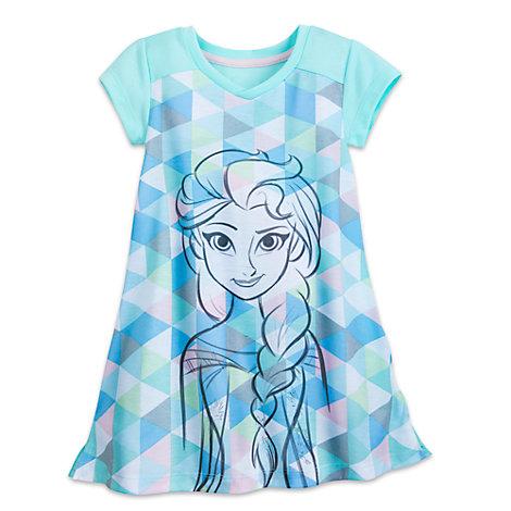 Camisón infantil de Elsa