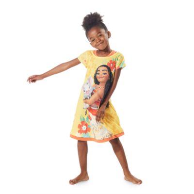 Chemise de nuit pour enfants Vaiana