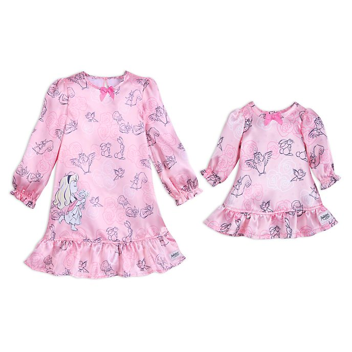 Set camicia da notte bimbi e bambola collezione Disney Animators Aurora Disney Store