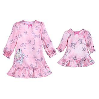 Disney Store Chemises de nuit Aurore assorties pour enfants et poupées, Disney Animators
