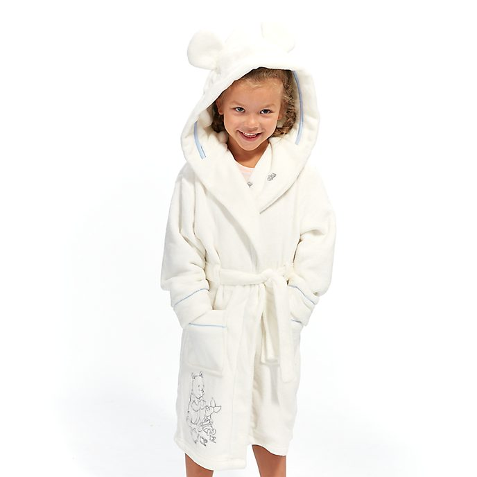 Disney Store Winnie the Pooh Dressing Gown For Kids