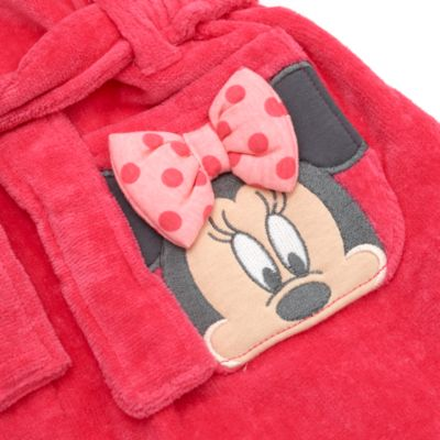 Minnie Mouse Dressing Gown For Kids