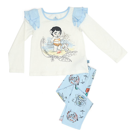 Disney Animators Collection - Pyjama für Kinder