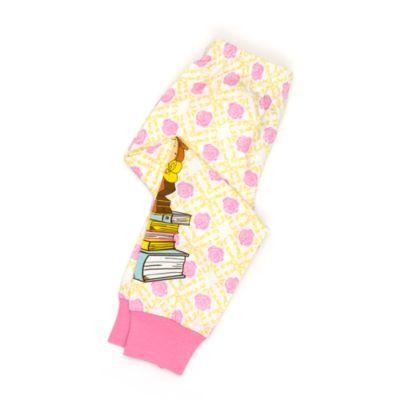 Belle pyjamas för barn, Skönheten och Odjuret