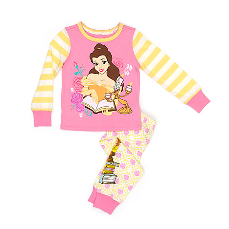 Belle Pyjamas For Kids, Beauty and the Beast