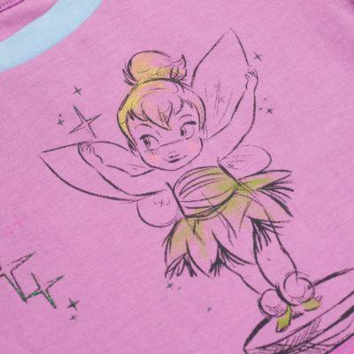 Pijama infantil colección Disney Animators