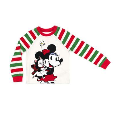 Pijama infantil de Minnie de la colección Comparte la magia
