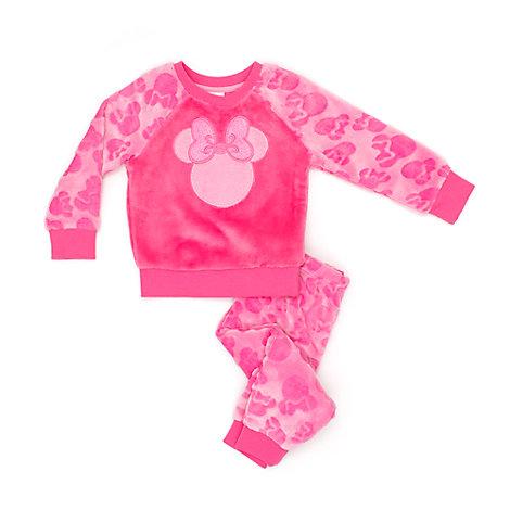 Minnie Mouse pyjamas til børn