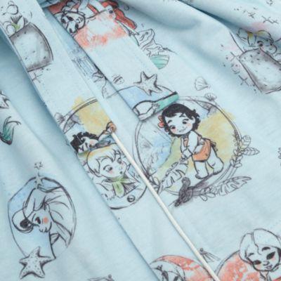 Accappatoio bimbi collezione Disney Animators