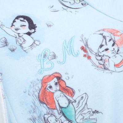 Disney Animators Collection - Bademantel für Kinder