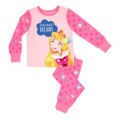 Pijama infantil de La Bella Durmiente
