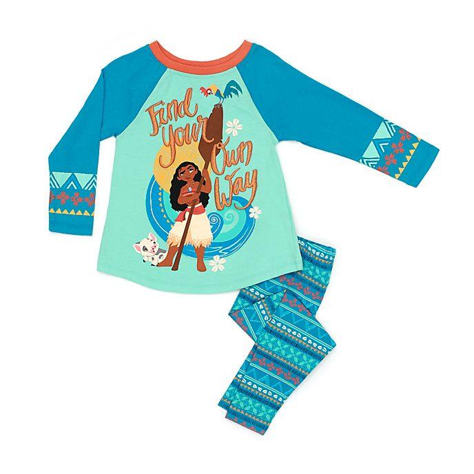 Moana Pyjamas For Kids