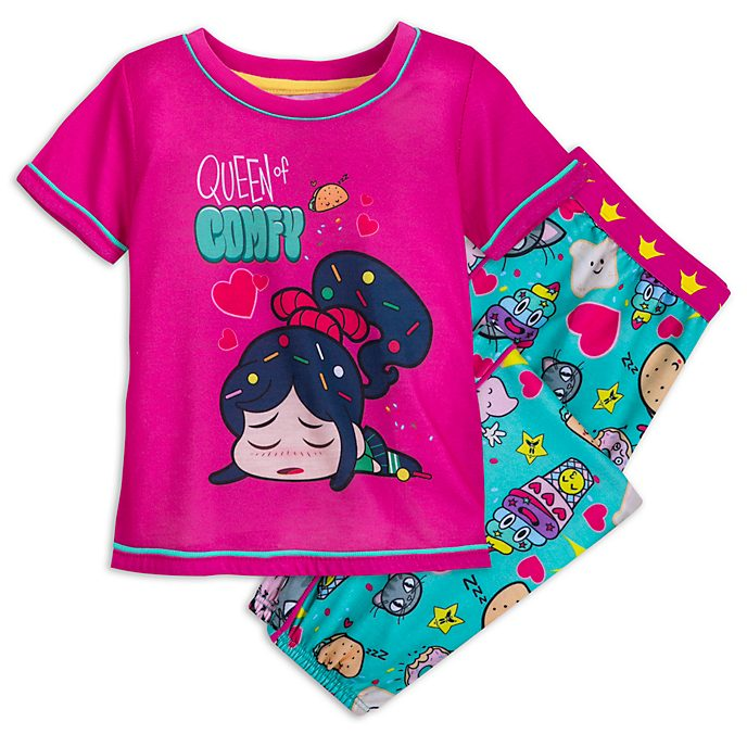 dd797fc520ab Disney Store Wreck-It Ralph 2 Pyjamas For Kids