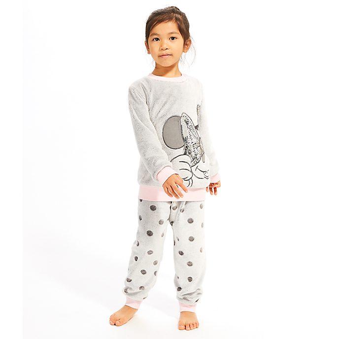 Disney Store Minnie Mouse Fluffy Pyjamas For Kids