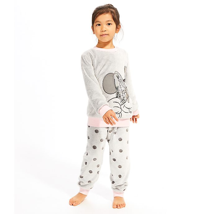 Pijama mullido infantil Minnie, Disney Store