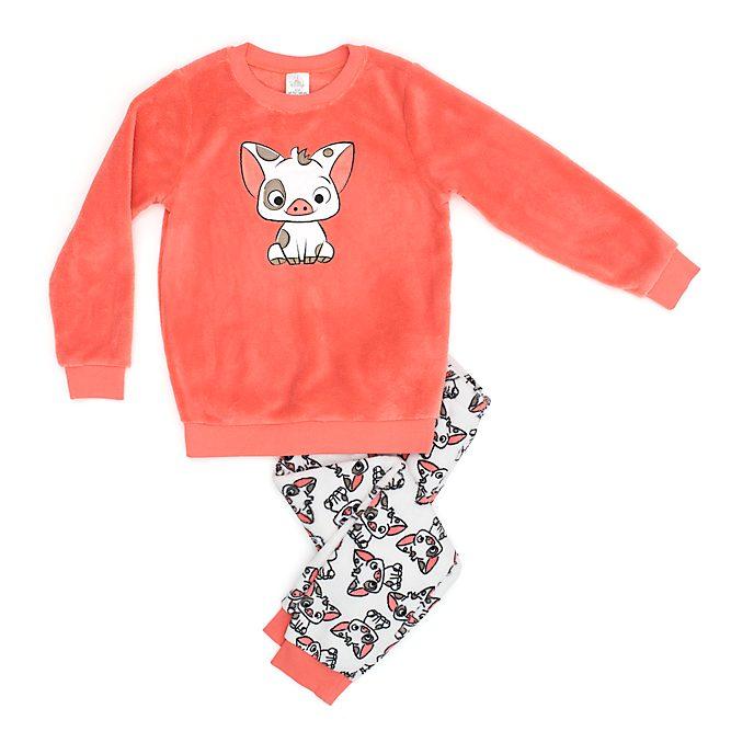 Disney Store Pua Fluffy Pyjamas For Kids