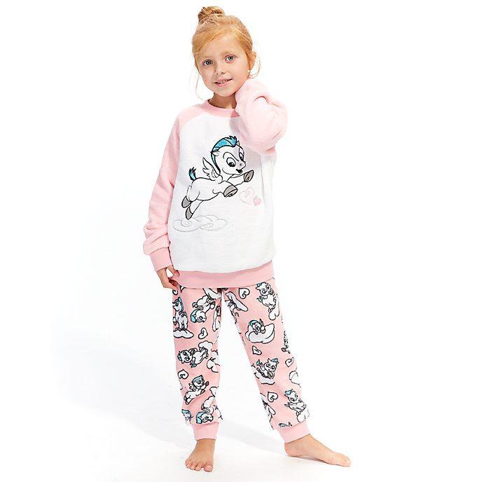 Disney Store Pegasus Fluffy Pyjamas For Kids