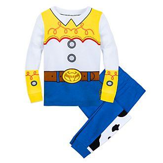 Disney Store Jessie Costume Pyjamas For Kids