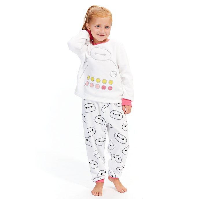 Disney Store Baymax Soft Feel Pyjamas For Kids