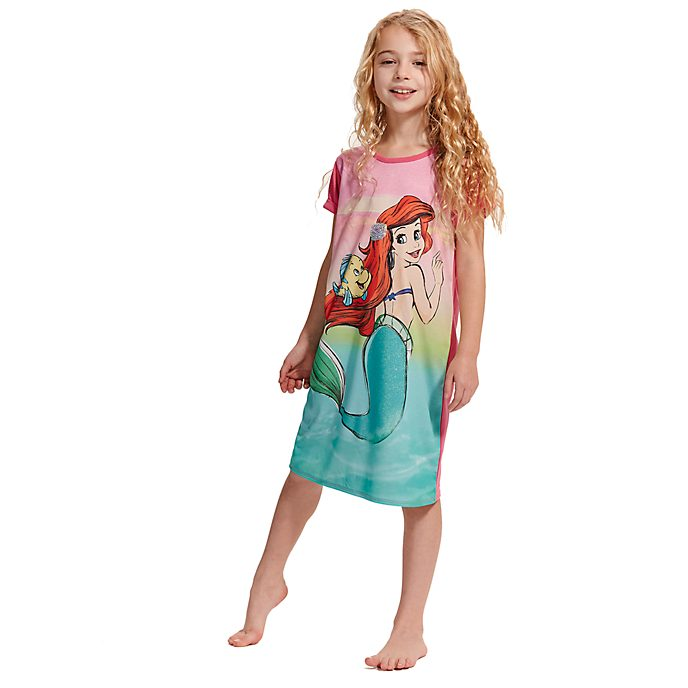 Disney Store The Little Mermaid Nightdress For Kids