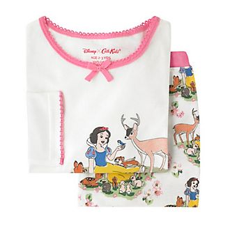 Cath Kidston x Disney Snow White Forest Scene Pyjamas For Kids