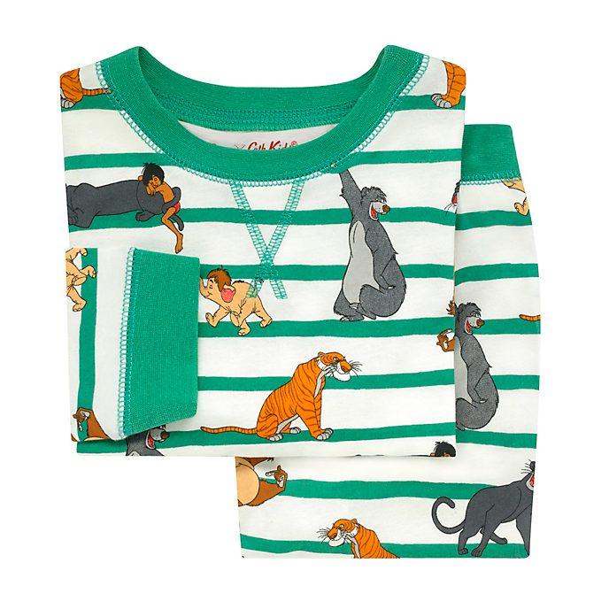 Pijama infantil Cath Kidston, El Libro de la Selva