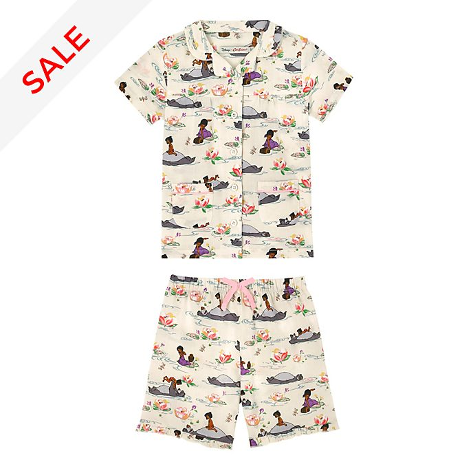 stable quality detailed images fashion design Cath Kidston The Jungle Book Short Pyjamas For Kids