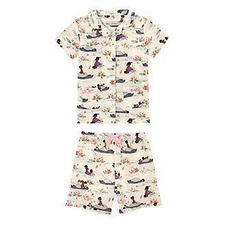 CathKidston Pyjama court Le Livre de la Jungle pour enfants