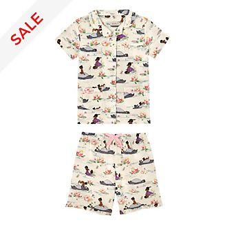Cath Kidston - Das Dschungelbuch - Kurzer Pyjama für Kinder