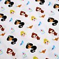 Disney Store Pyjama Disney Princesses pour enfants