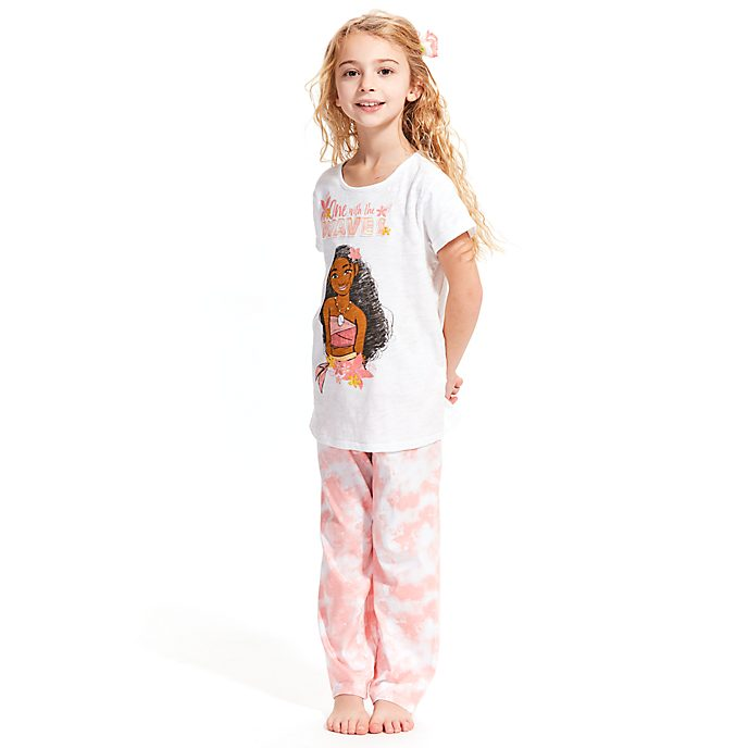 Disney Store Moana Pyjamas For Kids