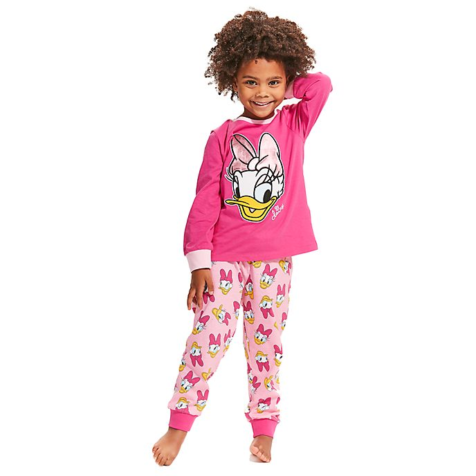 Disney Store Daisy Duck Pyjamas For Kids