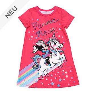 Disney Store - Minnie Maus - Nachthemd mit Einhornmotiv für Kinder