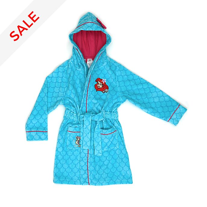 9e39aa9d3660d4 Disney Store - Arielle, die Meerjungfrau - Bademantel für Kinder