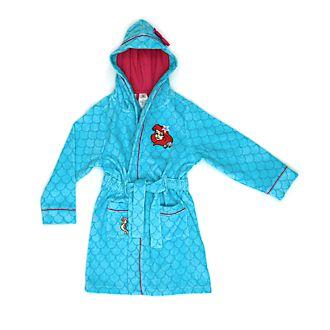 Albornoz La Sirenita para niña,Disney Store