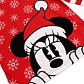 Disney Store Pyjama Minnie pour enfants, collection Holiday Cheer