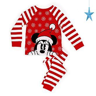 Disney Store - Holiday Cheer - Minnie Maus - Pyjama für Kinder