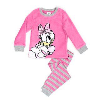 Disney Store Daisy Duck Soft Feel Pyjamas For Kids