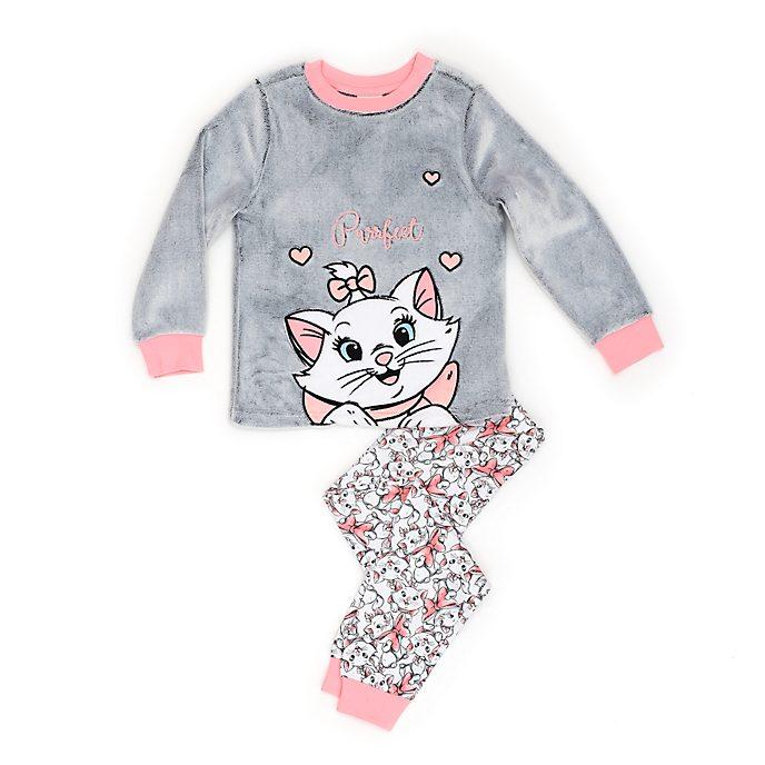 Disney Store Marie Soft Feel Pyjamas For Kids