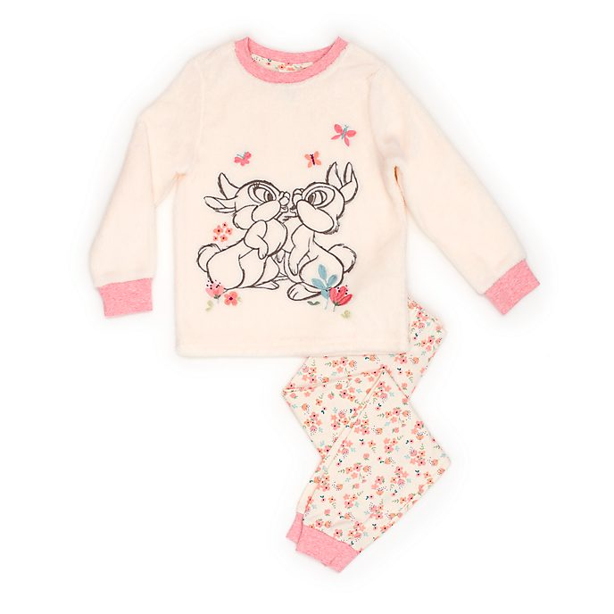 Disney Store Thumper and Miss Bunny Soft Feel Pyjamas For Kids