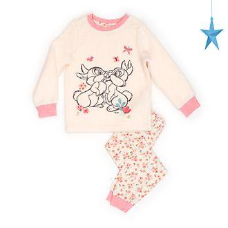 Disney Store - Klopfer und Miss Bunny - Weicher Pyjama für Kinder
