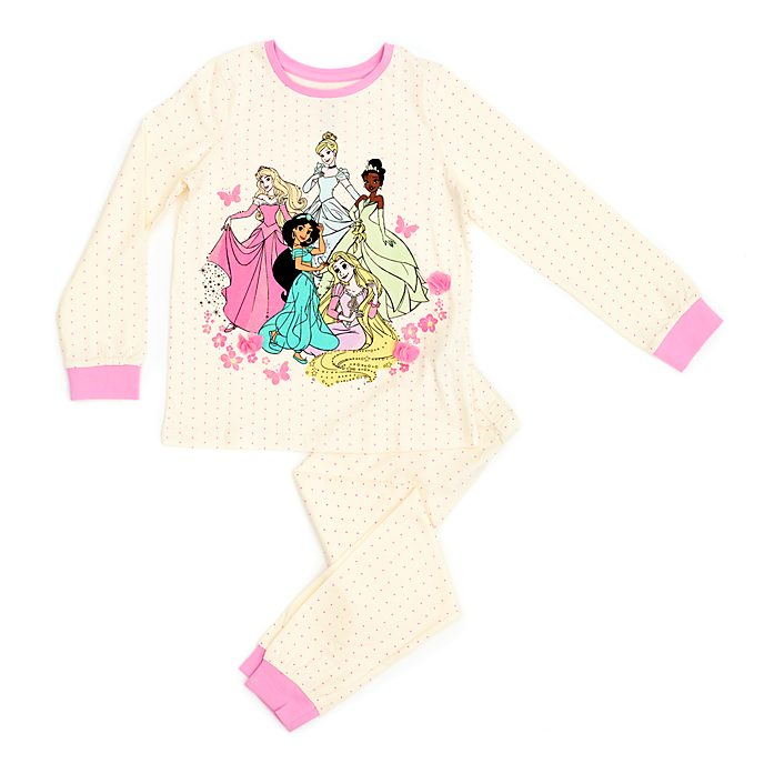 Disney Store Disney Princess Pyjamas For Kids