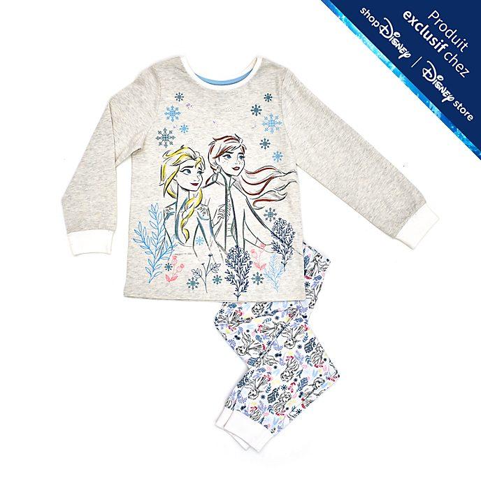 Disney Store Pyjama La Reine des Neiges2 pour enfants