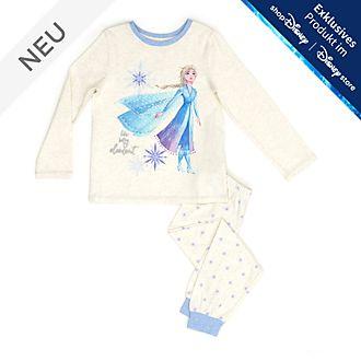 Disney Store - Die Eiskönigin2 - Elsa - Pyjama für Kinder