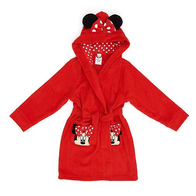 Disney Store Robe de chambre Minnie pour enfants